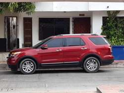FORD EXPLORER LIMITED 2.014