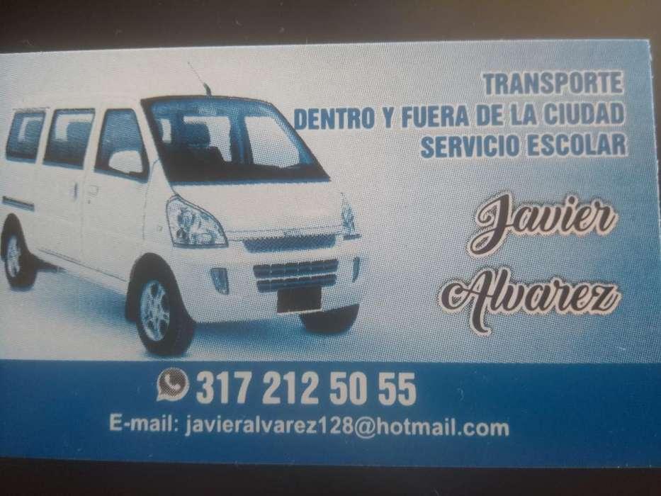 Transporte Escolar- Turismo
