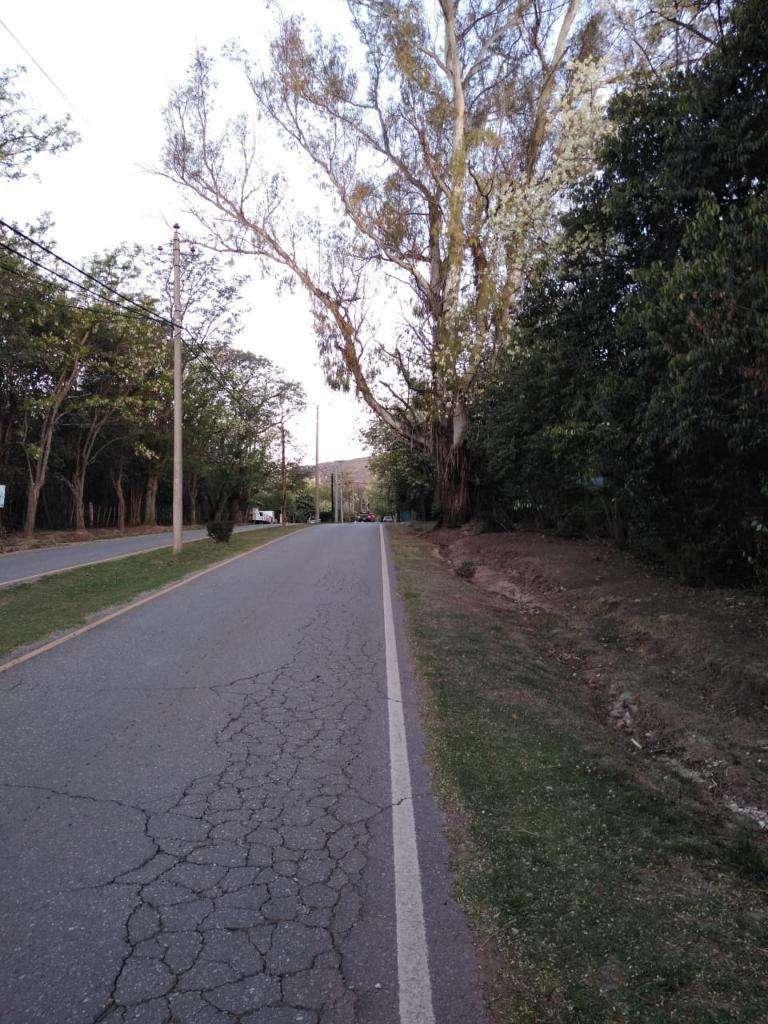 Vendo Terreno Villa Parque Los Reartes.