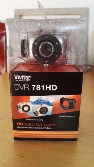 Action Camera Vivitar