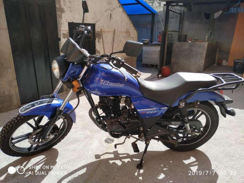 Moto Thunder RT 150