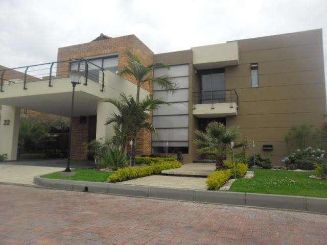 ARRIENDO DE CASAS EN CALAHORRA CAJICA CAJICA 90-4775