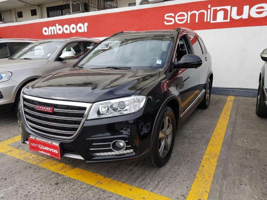 Great Wall Haval H6 2016 - 86800 km