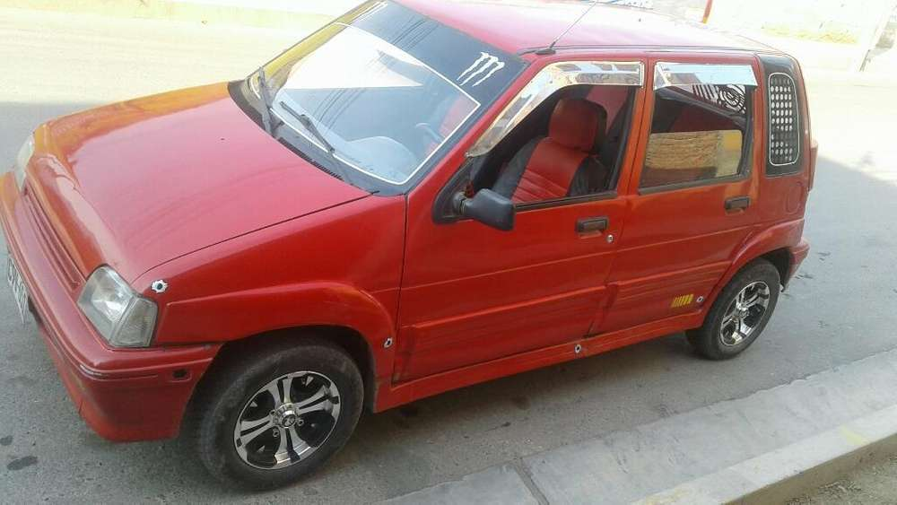 Daewoo Tico 1997 - 1000 km