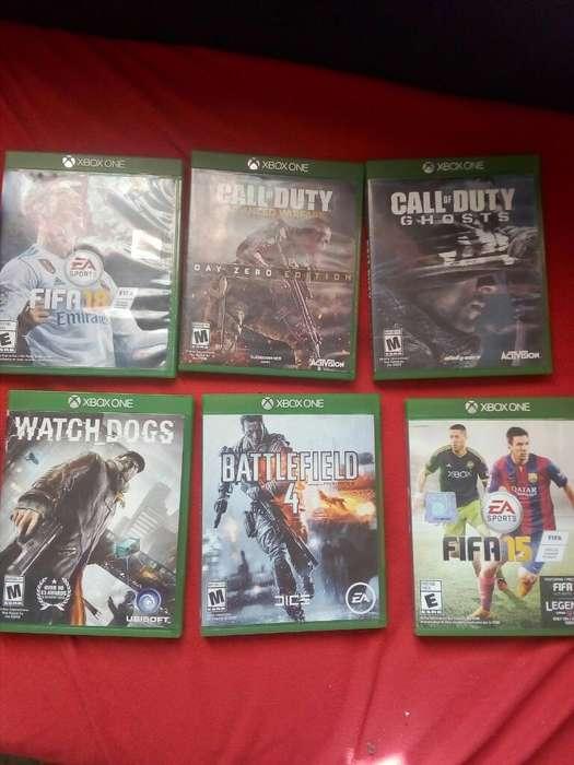 Juegos Xbox One Vendo O Cambio X Otros J