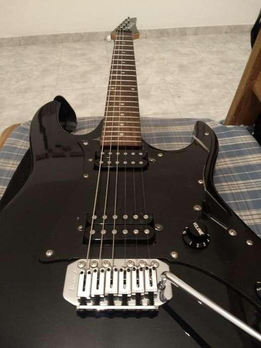 Guitarra eléctrica Ibanez Gio Grx20 Bkn