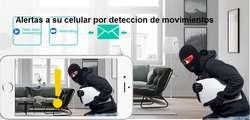 CAMARA ROBOTICA DE VIGILANCIA CONTROL DESDE TU CELULAR