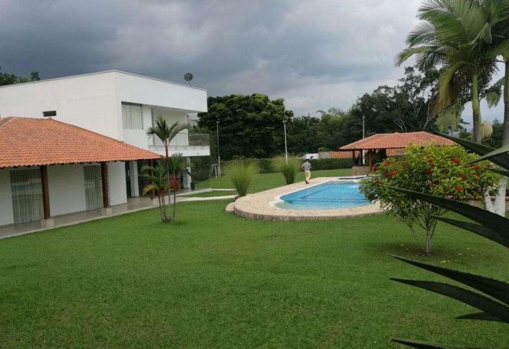 Cercal al Hotel Visus Pereira alquilo hermosa casa campestre