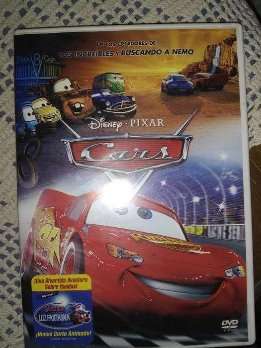 Cars Dvd Original