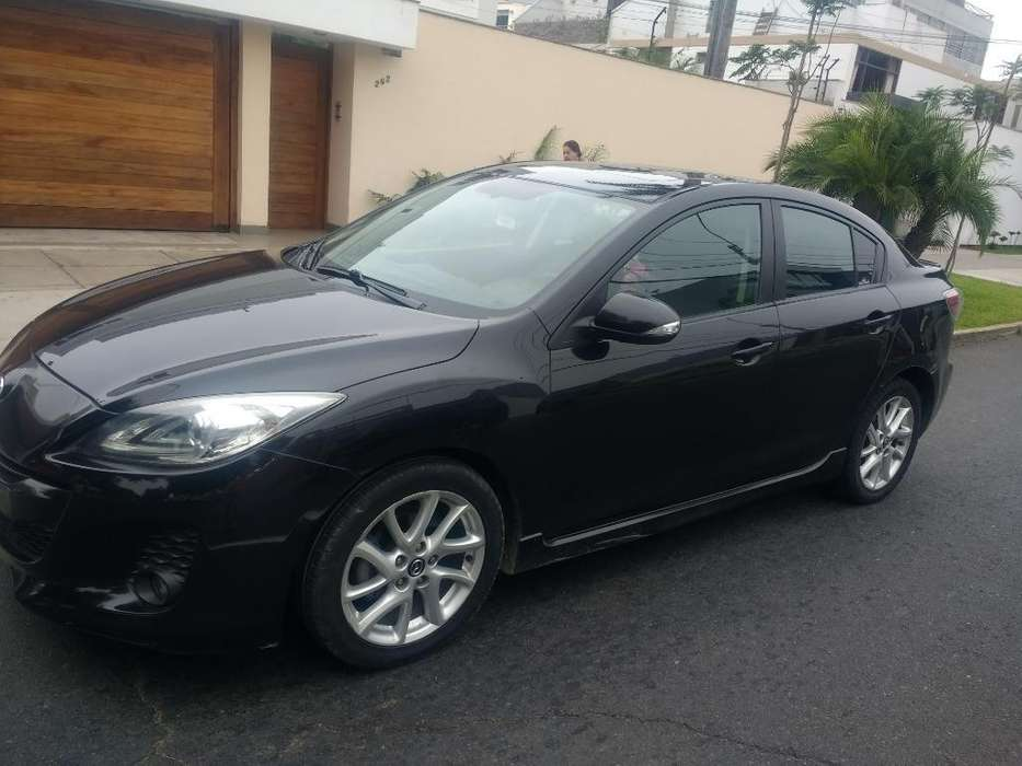 Mazda 3 Speed 2013 - 0 km