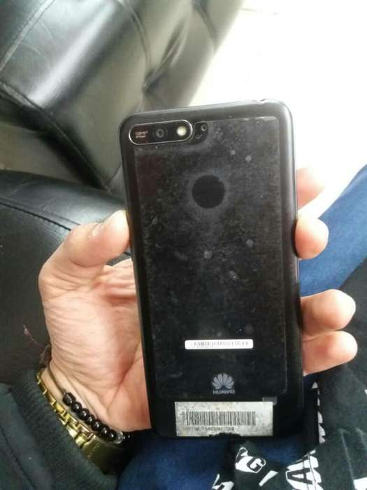 Telefono Huawei Y6 Como Nuevo