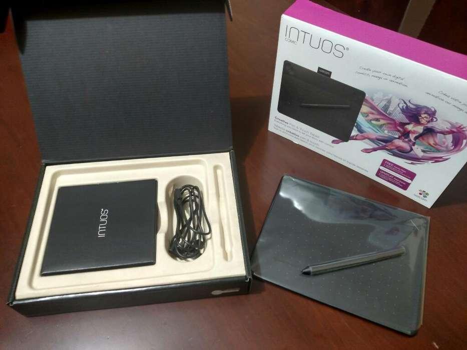 Tableta Digital Wacom Intuos Touch