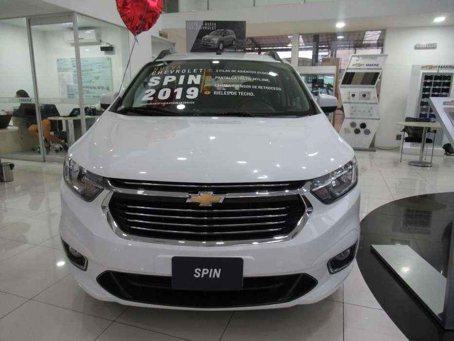 Chevrolet Spin 2019 - 0 km