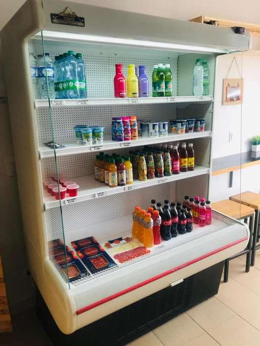 Refrigerator mostrador
