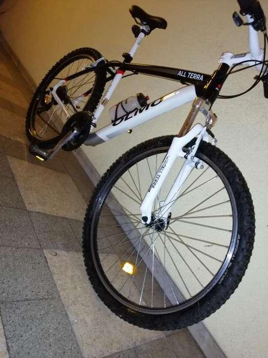 Bici Olmo All Terra Rod 26 Vel 21