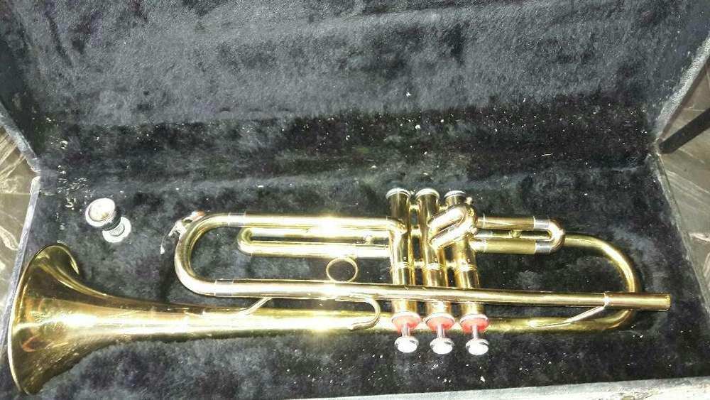 Vendo Trompeta Antigua