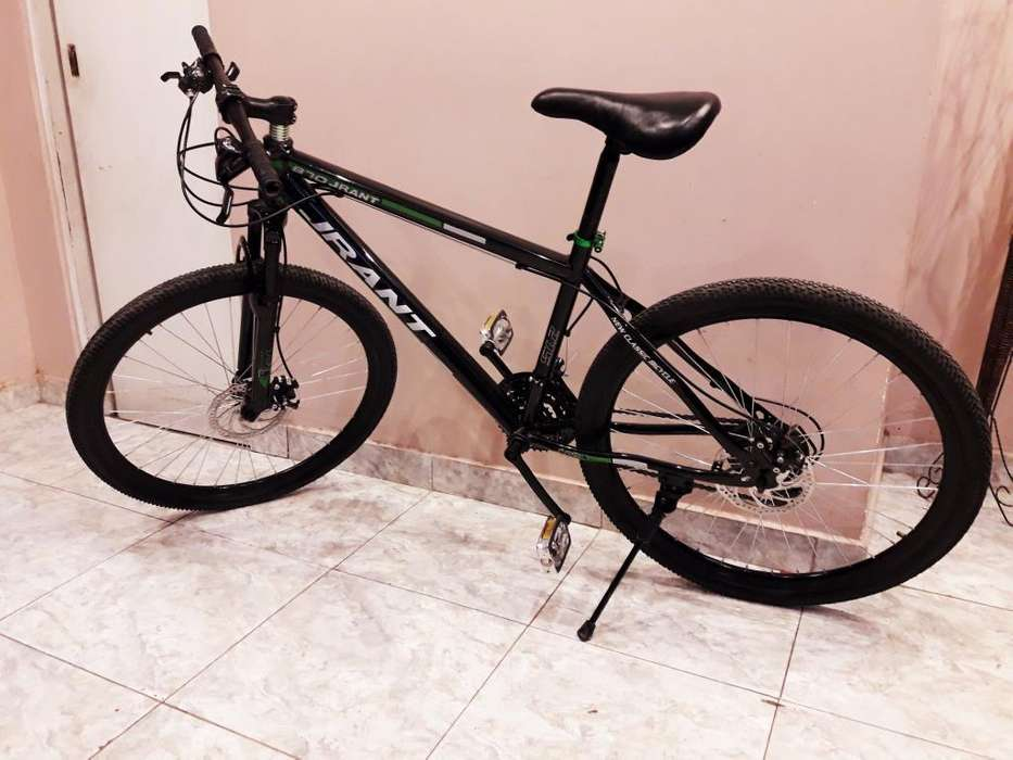 Bicicleta Mountain Bike 26 Freno a Disco