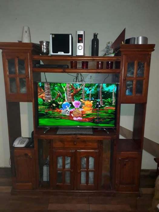 Hermoso Rack de Tv Led