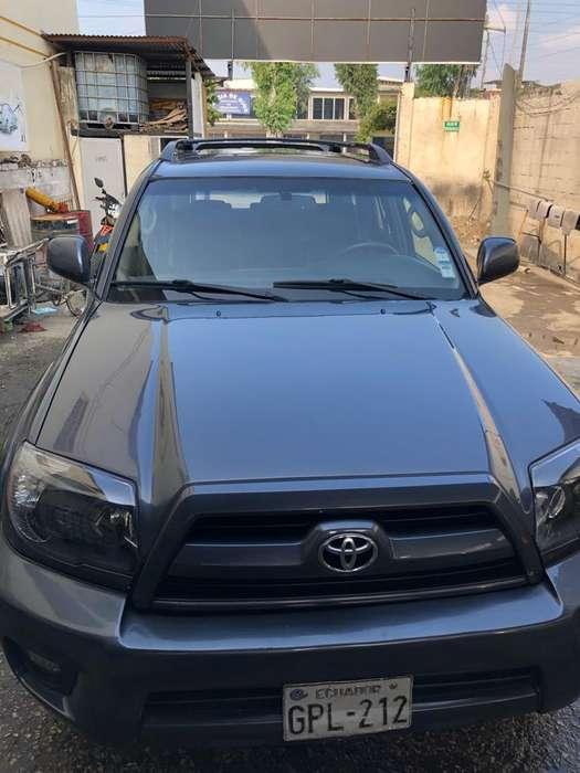 Toyota 4Runner 2007 - 208000 km