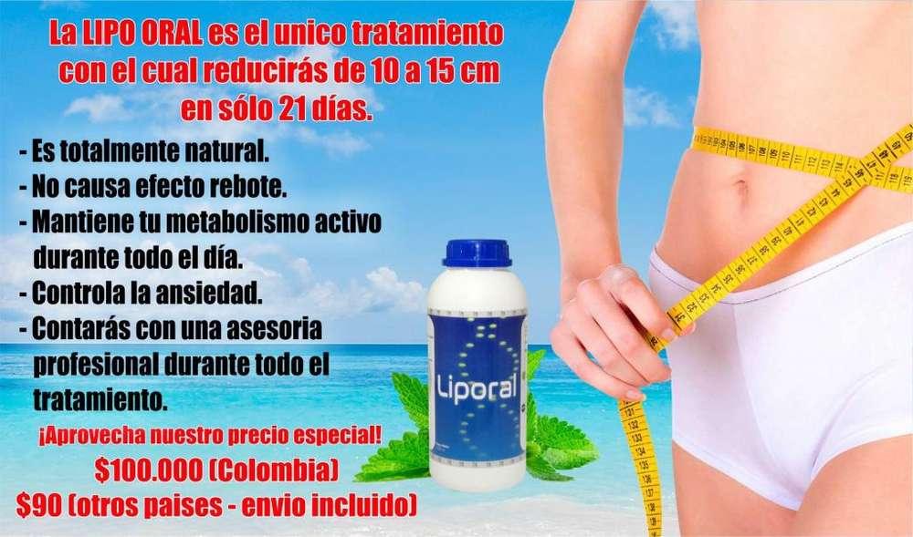 Liporal, tratamiento para la salud totalmente natural