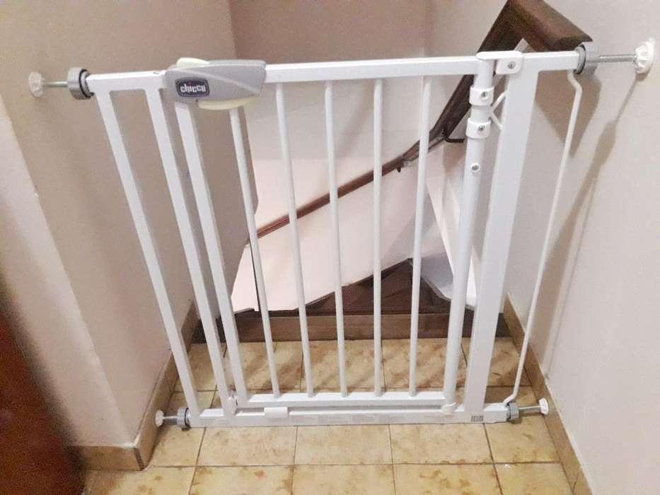 Puerta de <strong>seguridad</strong> Chicco