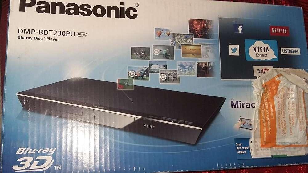 Blu ray Marca Panasonic