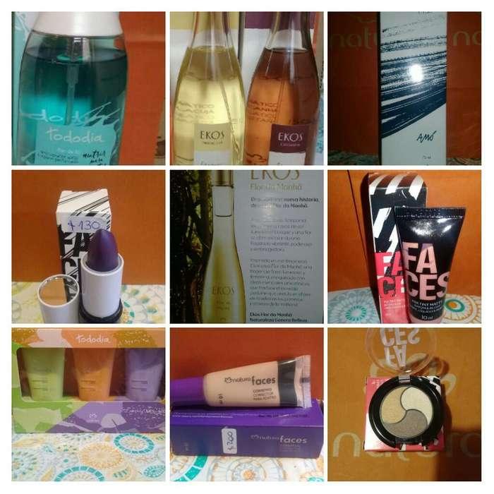 Perfumes Natura en Promocion