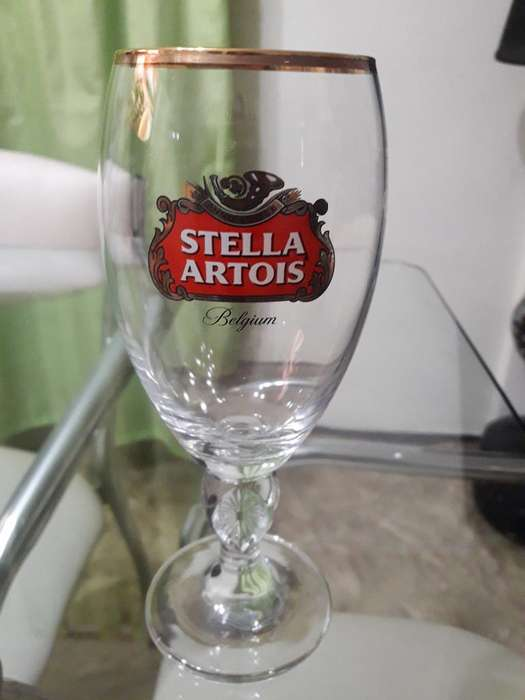 6 Copas Stella Artois Originales