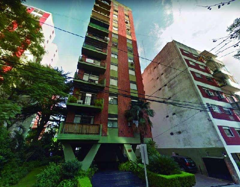 Acasusso, EXCELENTE UBICACION, piso 10, 4 amb. con cochera y baulera