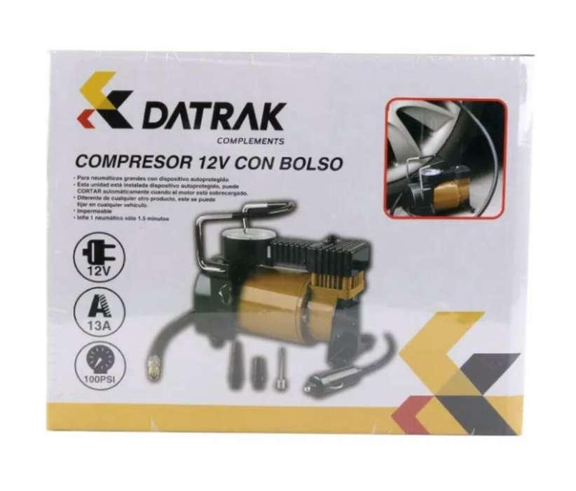 Compresor para Autos Datrak 12 V