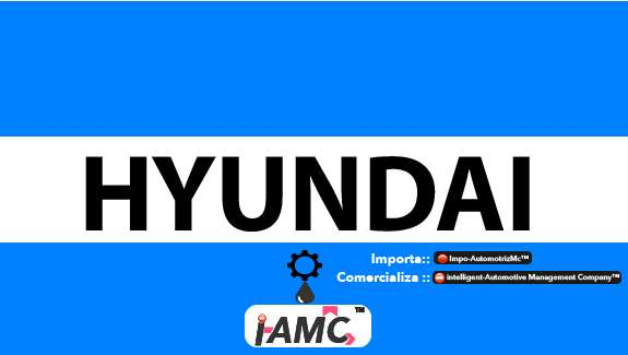 Repuestos de autopartes Hyundai comercializados por :: i-AMC