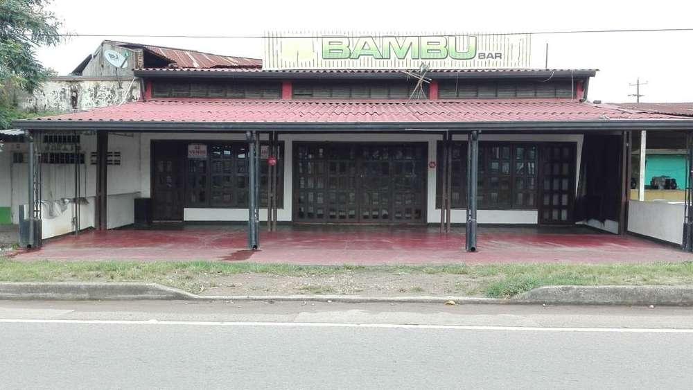 Arriendo Hermosa Casa Comercial en Pto Lopez (Meta)