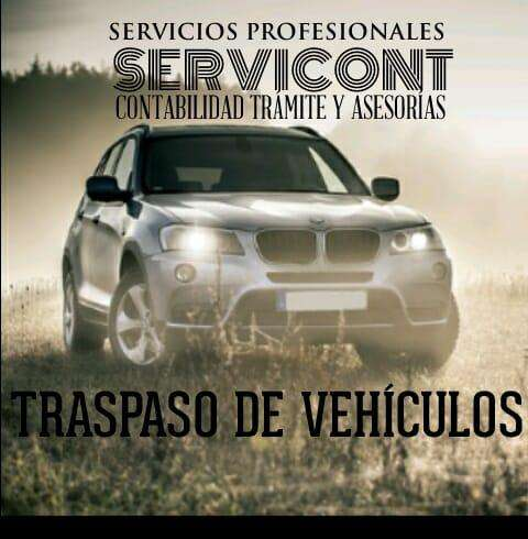Traspaso de Vehiculos