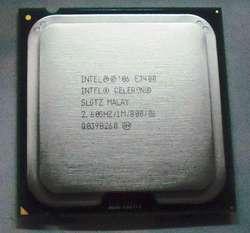 MICROPROCESADOR INTEL CELERON E34002.6 DUAL CORE
