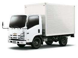 Alquiler de camión Chevrolet NLR año 2012