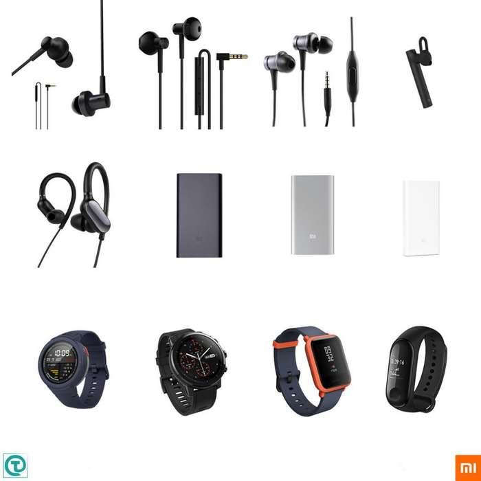 Xiaomi Amazfit Bip, Pace, accesorios, Tienda Fisica. Nuevos, originales, con garantia. Los esperamos.