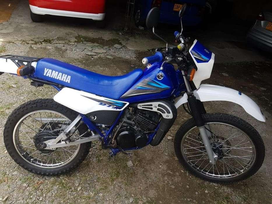 Vendo Dt 125 2006