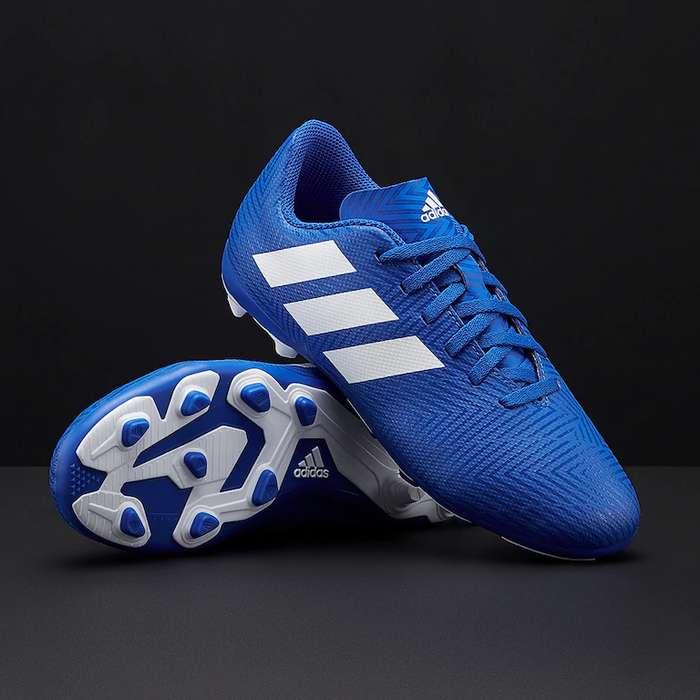 <strong>adidas</strong> Nemeziz 18.4 Fxg100originales Talla 36 38 55