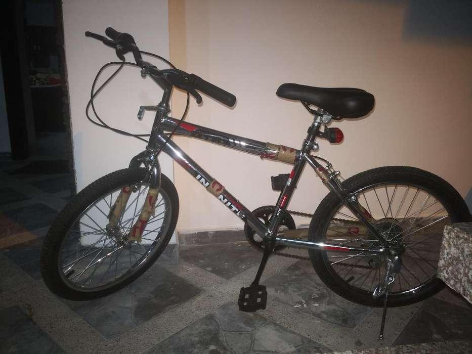 Hermosa Bicicleta Nueva