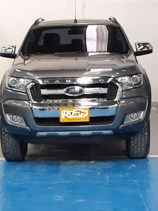 Ford Ranger 2016 - 27000 km
