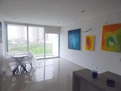 Apartamento En Arriendo En Cartagena El Cabrero Cod. ABARE80340