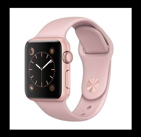 38c26f5a37f DOMICILIO 0. Apple Watch S3 NUEVOS ORIGINAL.. series 4 3 2 Rose ...