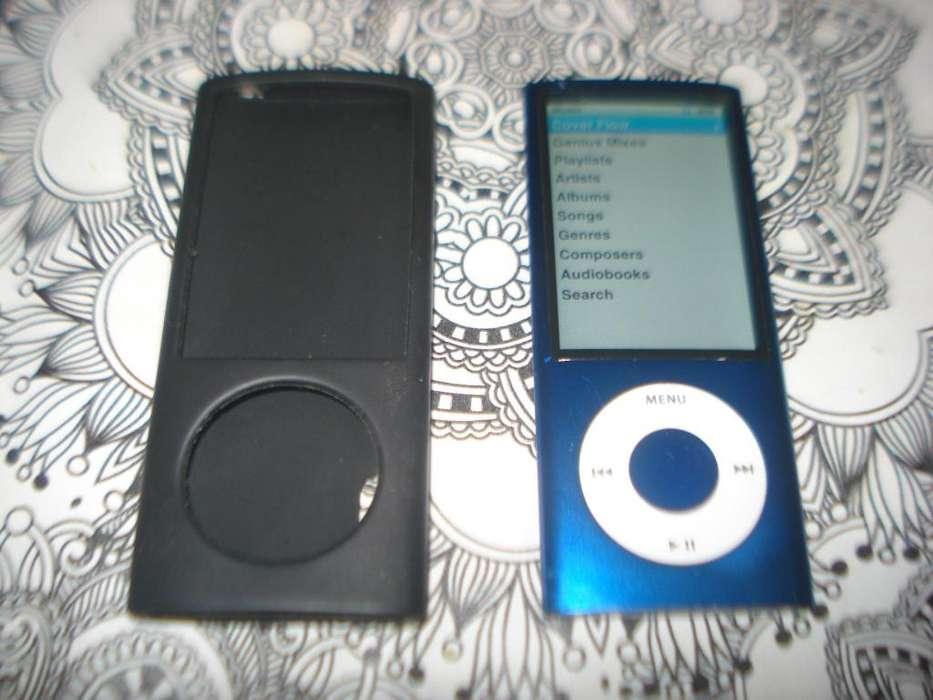<strong>ipod</strong> Nano Purple 8gb C/radio Fm, Camara Impecable Estado