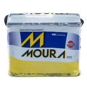 Bateria Moura Reforzada M22g Ford Focus Fiesta 207 Corsa Gol