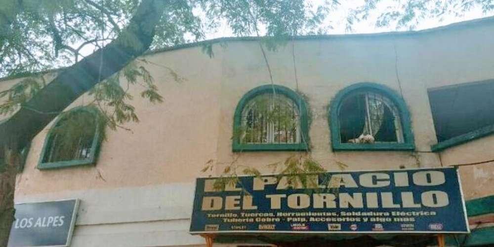 CARTAGENA OPORTUNIDAD VENDO <strong>local</strong> COMERCIAL EN ESQUINA SEGUNDO PISO LOS ALPES AV. PEDRO H.