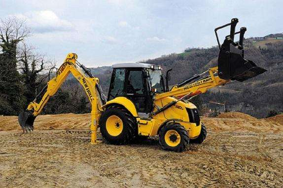 Tractor – Retroexcavadora New Holland B110B