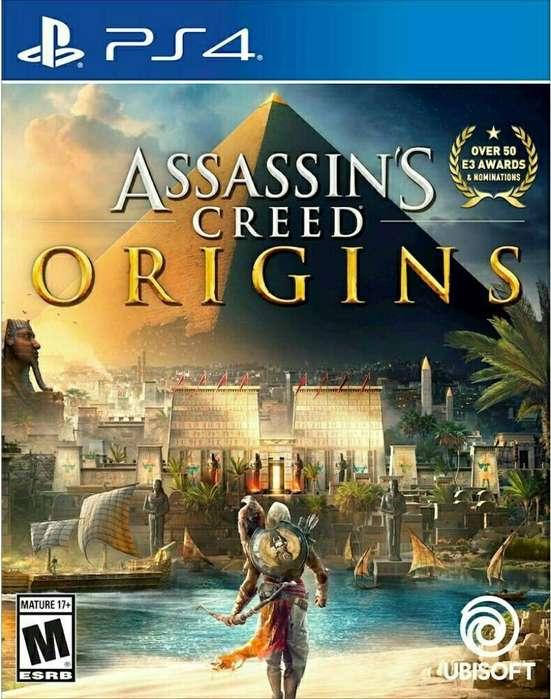 Assassins Creed Origins Ps4 Stock