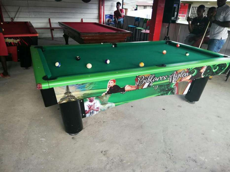 Mesa Billar.3 Bandas.pool 3118928959