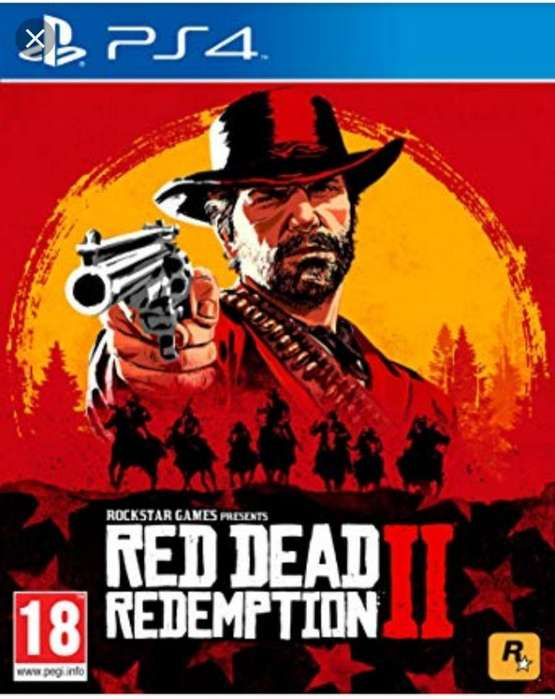 Red Dead Redemption Ii Play 4