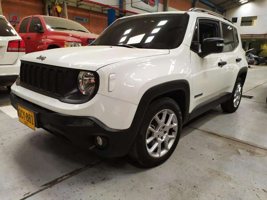 <strong>jeep</strong> Renegade 2020 - 4925 km